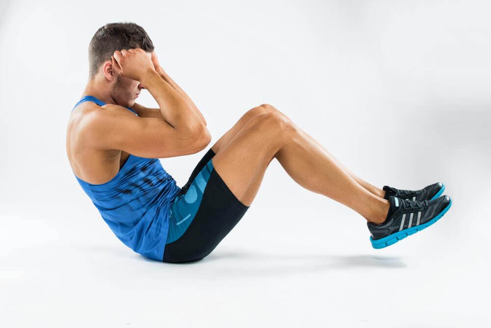 entrenar la musculatura abdominal