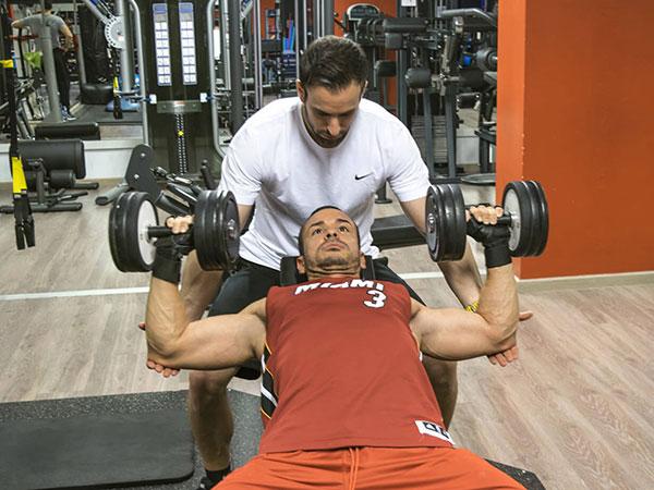 Incrementa tu masa muscular