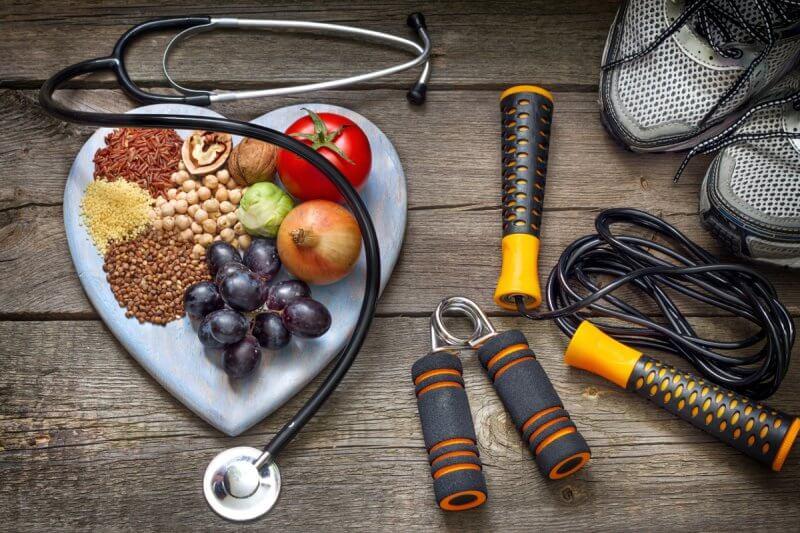 ¿Por qué combinar el ejercicio físico con una dieta equilibrada?