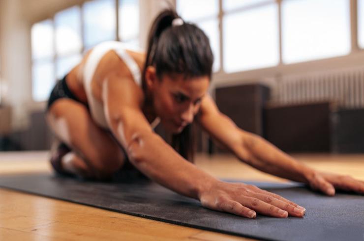 Métodos de recuperación en entrenos aeróbicos