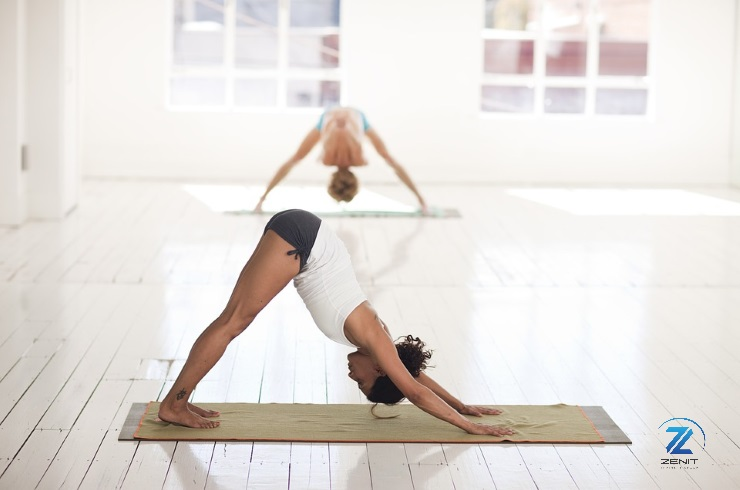 Ponte en forma y pierde peso yoga