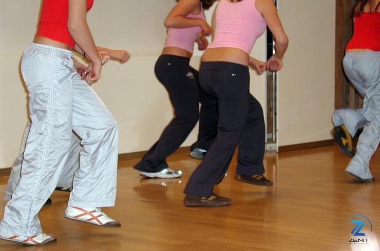 Ponte en forma y pierde peso Aerobic