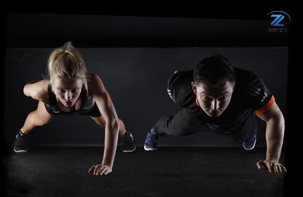 Consejos para obtener buenos resultados en tu gimnasio. Flexiones