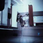 Boxeo ejercicio aeróbico